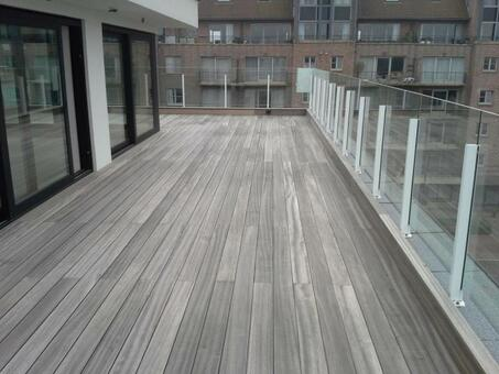 Zonnewering en terrassen